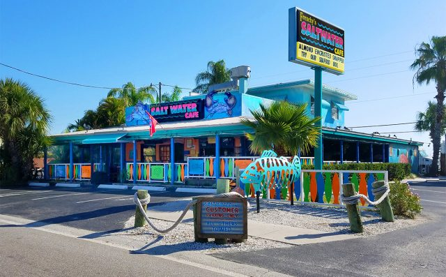 Frenchy's Saltwater Grill