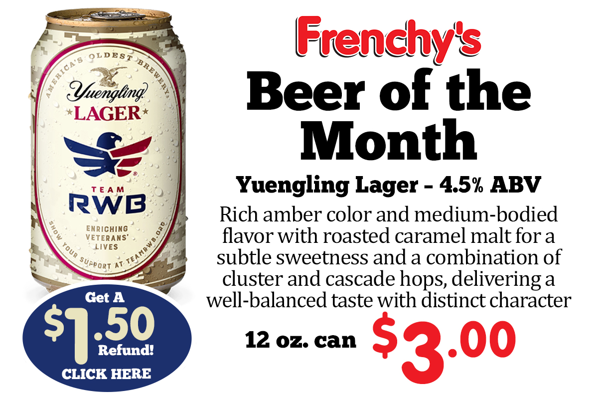 Beers of the Month BOM