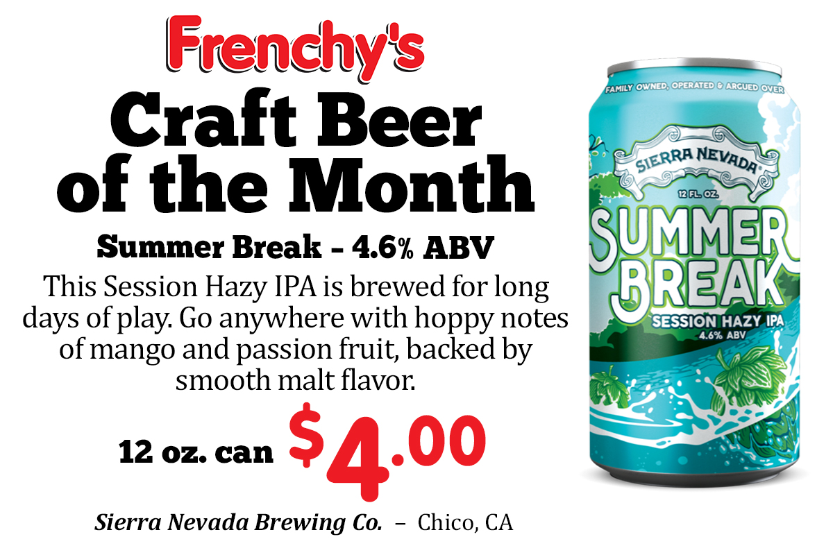 Beers of the Month CBOM