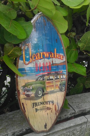Frenchy's Mini Surfboard_1