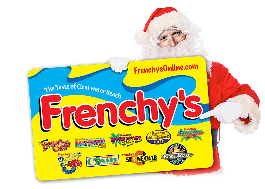 Frenchy Claus!