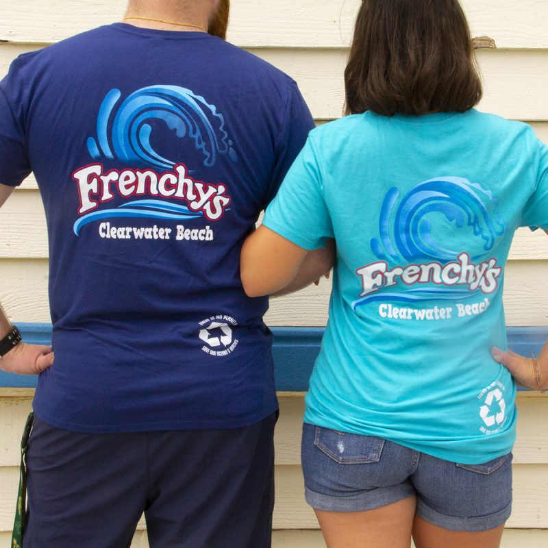Frenchy's – Big Wave BACK HIS and HERS MODEL