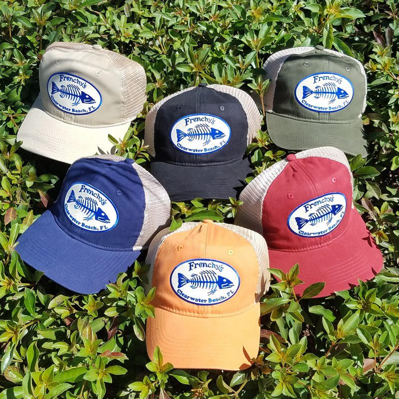 Frenchys – Snap back Trucker Cap Color Selection 2