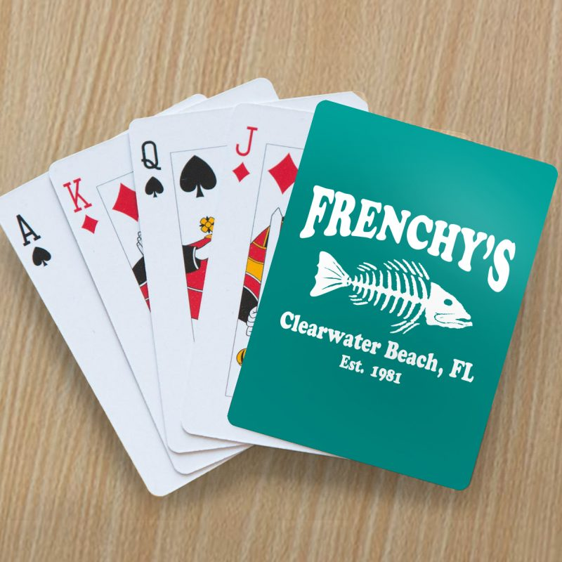 Frenchy's Deck of Playing Cards
