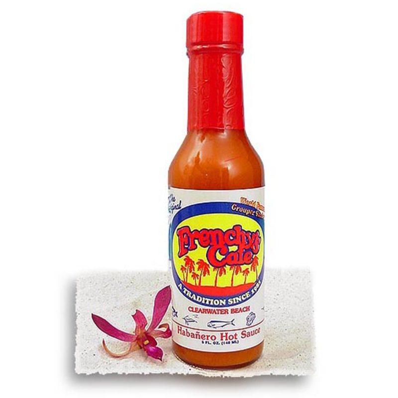 Frenchys Habanero Hot Sauce