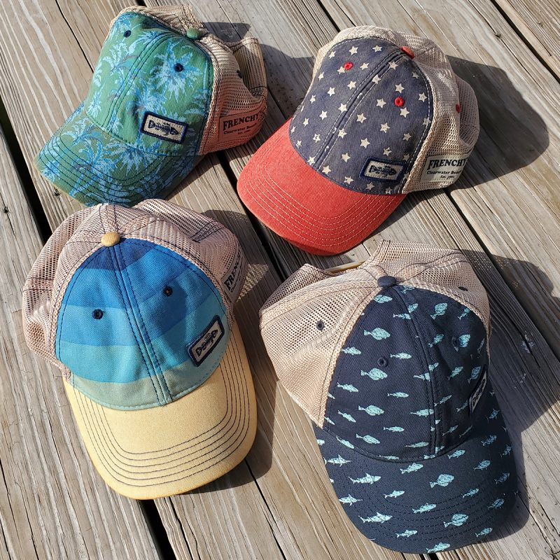 Frenchy's Legacy Collection Trucker Caps - All Styles