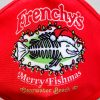 Frenchy's Merry Fishmas Mask - PRINT DETAIL