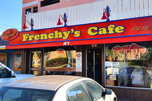 Locations Frenchy S Restaurants