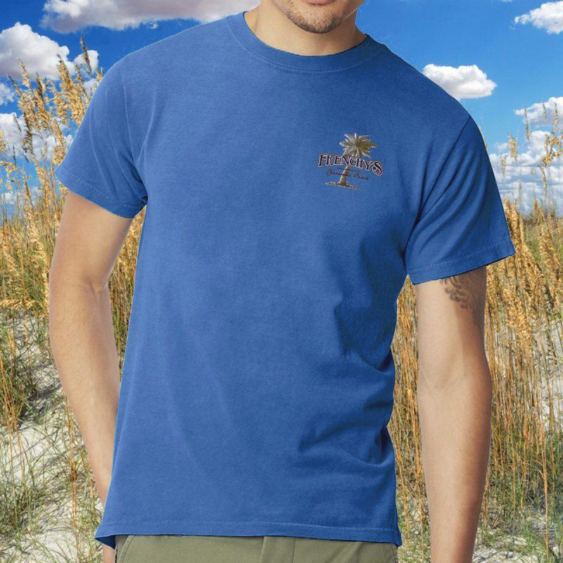 Frenchys Paradise T-Shirt [Fronnt Print Model]