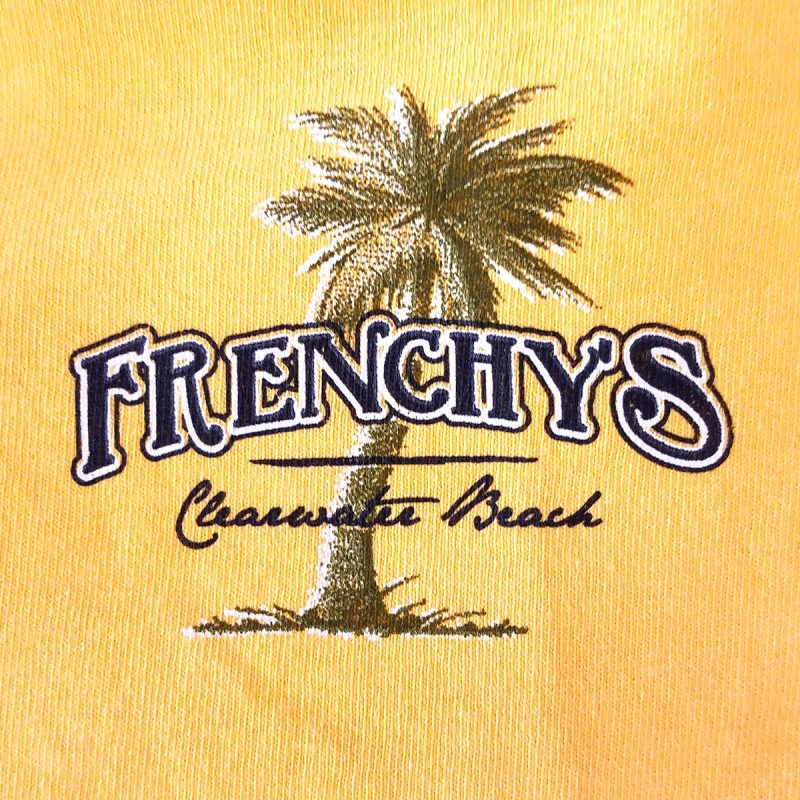 Frenchys Paradise T-Shirt [Left Chest Print]