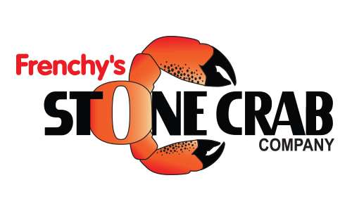 Frenchys Stone Crab Company Logo and Link