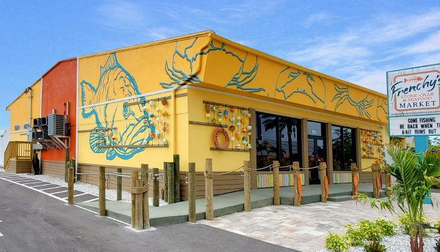 Frenchy's Stone Crab and Seafood Market