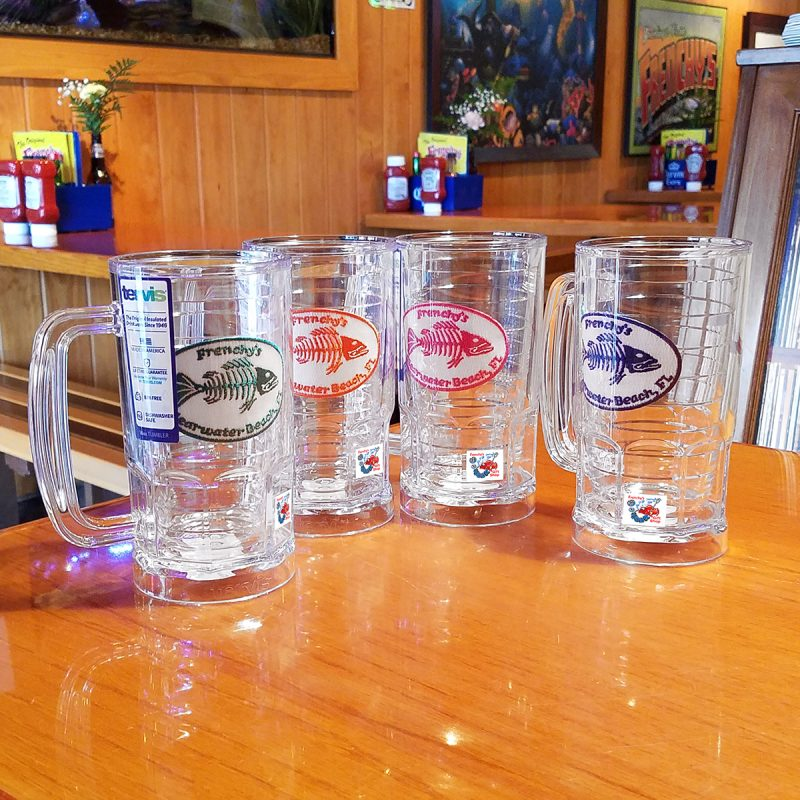 Frenchys Tervis Beer Mugs