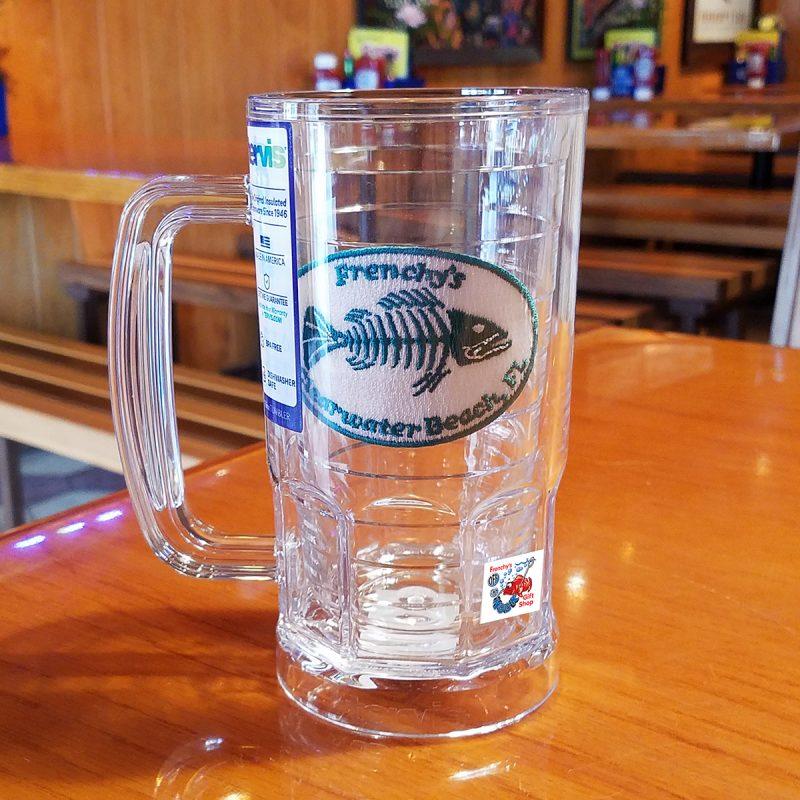 Frenchys Tervis Beer Mug - TEAL