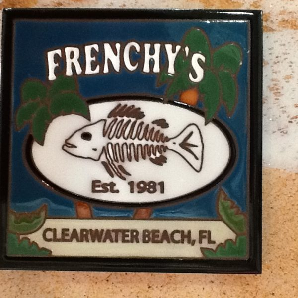 Frenchy's Fish Bone Tile