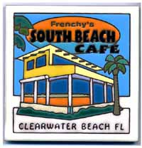 Frenchy's South Beach Cafe Tile
