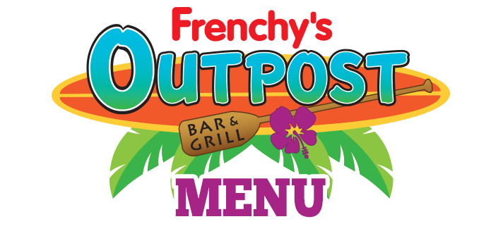 Menu Header Image for FRENCHYS OUTPOST BAR and GRILL