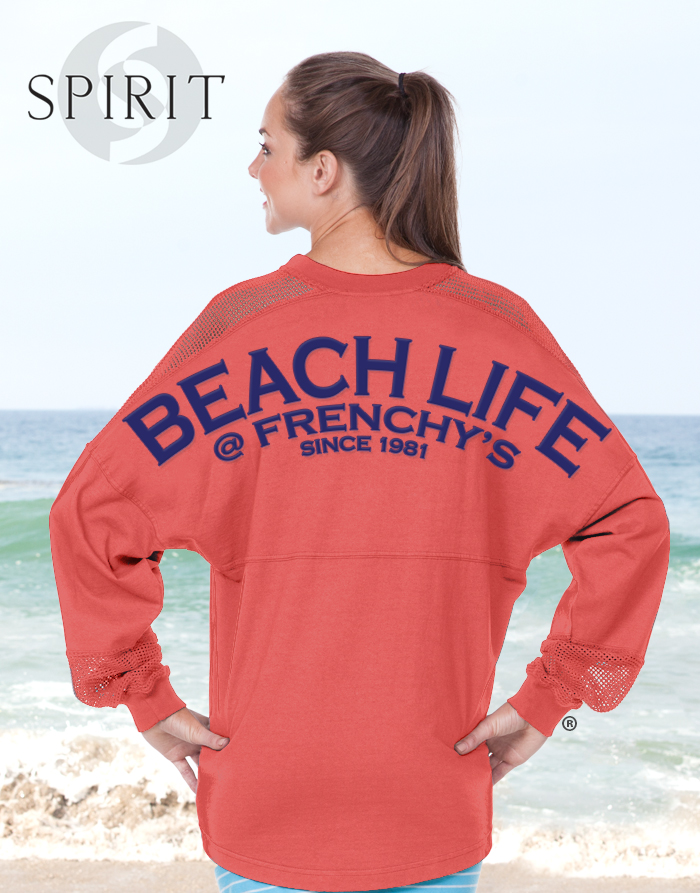 Spirit Jersey with Mesh - Frenchy s Restaurants 7fd3c42d4