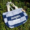 Sweatshirt Fleece Beachcomber Bag - Navy