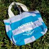 Sweatshirt Fleece Beachcomber Bag - Turquoise