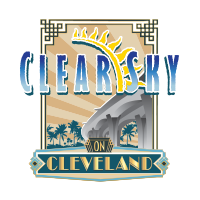 Thumbnail Link Image - Clear Sky on Cleveland Logo