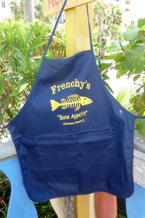 Frenchy's Apron