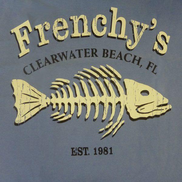 Frenchy's Fish Bones Tee