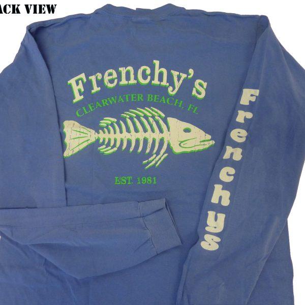 Frenchy's Fish Bones Long Sleeve Tee
