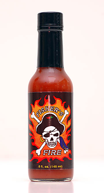 Fisher's Fire Hot Sauce