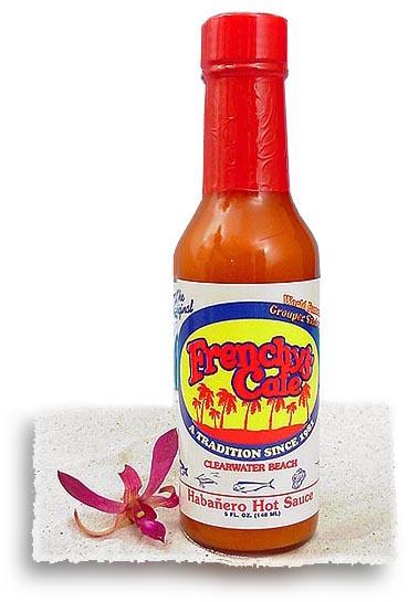 Frenchy's Habanero Hot Sauce