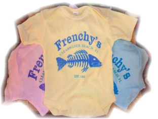 Frenchy's Infant Body Suit