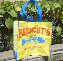 Frenchy's Reusable Tote
