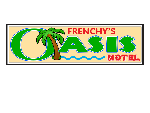 Logo Of Frenchys Oasis Motel