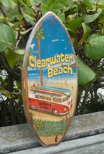 Frenchy's Mini Surfboard_2