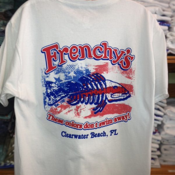 Frenchy's Patriotic Summer Tee