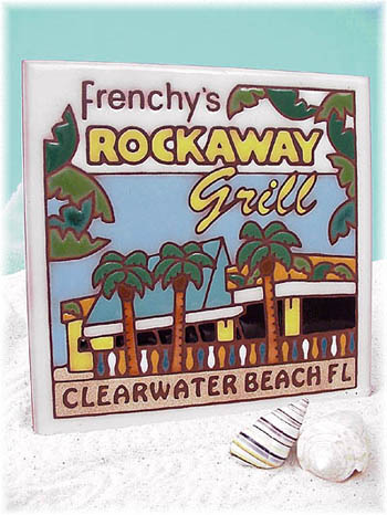 Frenchy's Rockaway Grill Tile