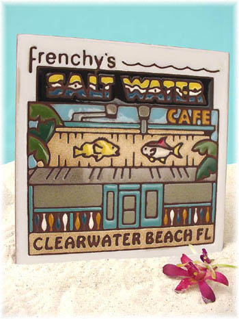 Frenchy's Saltwater Cafe Tile
